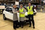 Peugeot снова увеличивает производство 2008