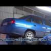 Ремонт глушителя на автомобиле Дэу Нексия