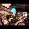 Рено — демонтаж и замена передних амортизаторов