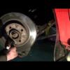 Снятие и замена тормозных дисков и колодок на Рено Кангу