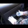 Видео руководство о разборке двери на Ниссан Тиида