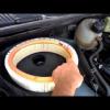 Воздушный фильтр Рено Симбол 1,4 литра — руководство по замене