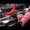 Замена подшипника на приводном валу Citroen C4