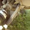Замена правого шруса и пыльника на Рено Логан