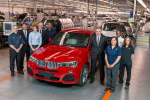 BMW официально подтвердила выпуск нового внедорожника X7 и гибрида X5