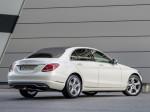 Mercedes C класс седан