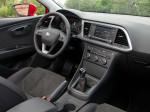 Seat Leon 2013 - интерьер