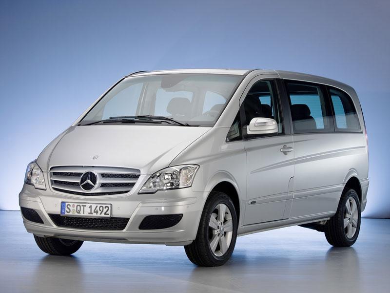 Mercedes-Benz Viano изображе…