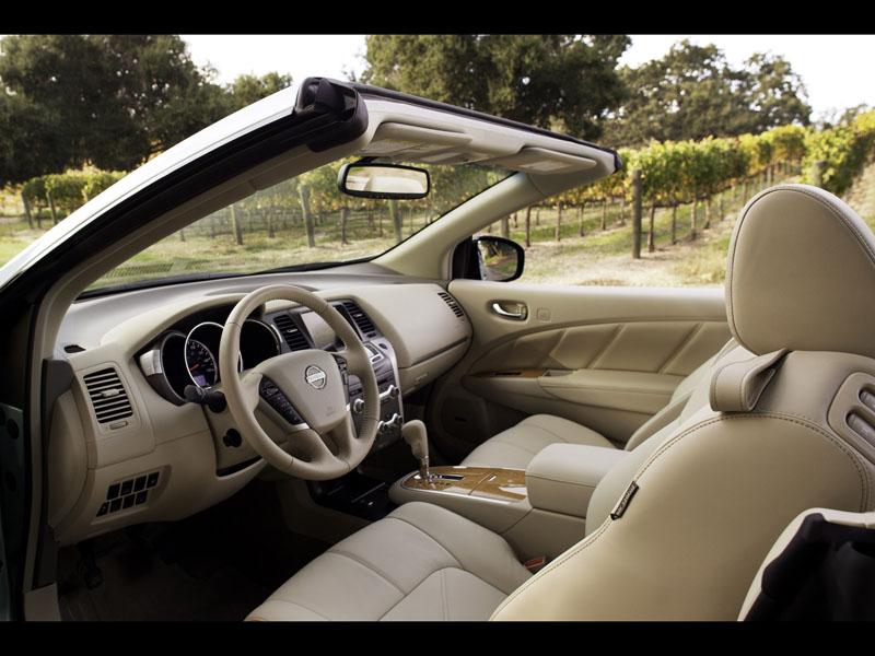 Nissan Murano Cross Cabriolet…
