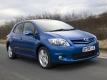 Toyota Auris UK 2010 Photo 09