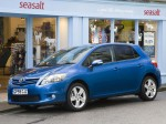 Toyota Auris UK 2010 Photo 16