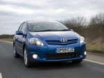 Toyota Auris UK 2010 Photo 21