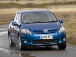 Toyota Auris UK 2010 Photo 25
