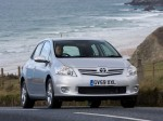 Toyota Auris UK 2010 Photo 38