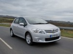 Toyota Auris UK 2010 Photo 41