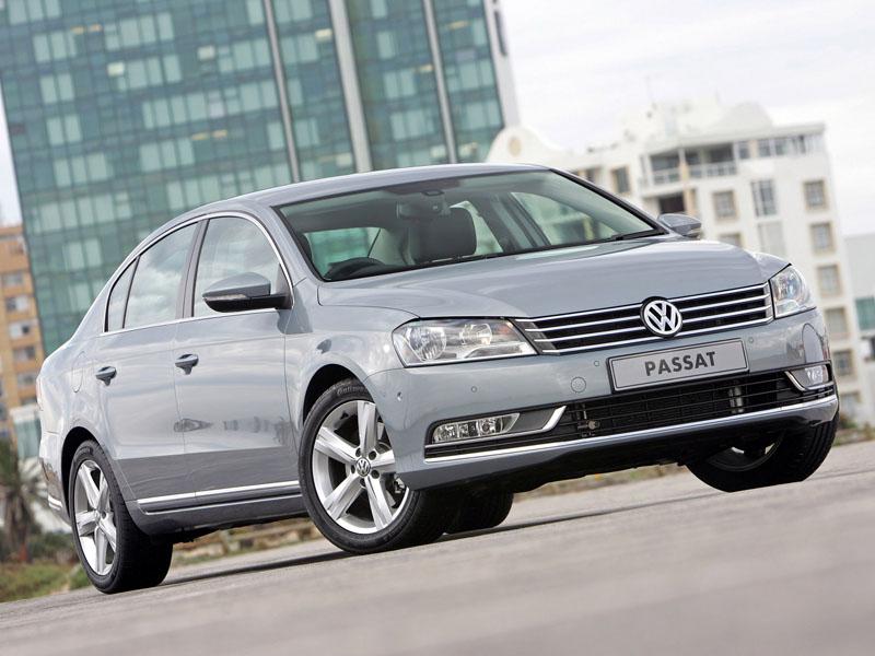 Volkswagen passat b7 фото 6