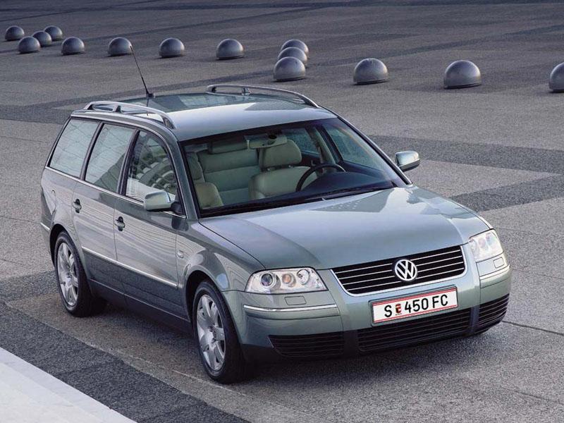 Volkswagen passat b5 фото 10
