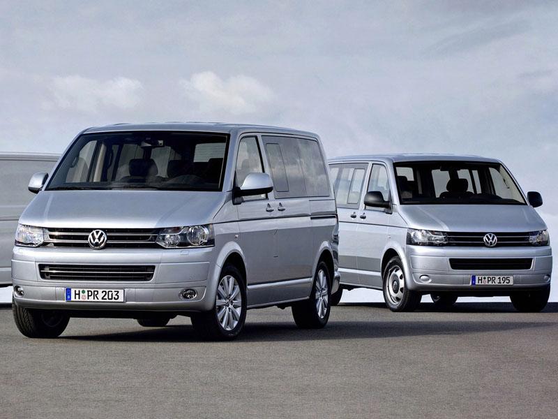 Volkswagen t5 фото 9