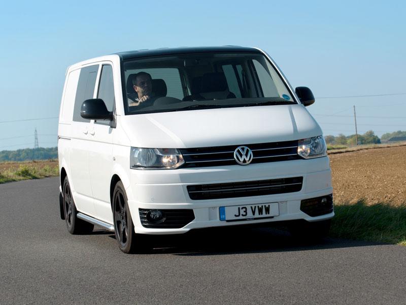 horsepowers volkswagen t5 transporter combi sportline uk 2011. Black Bedroom Furniture Sets. Home Design Ideas