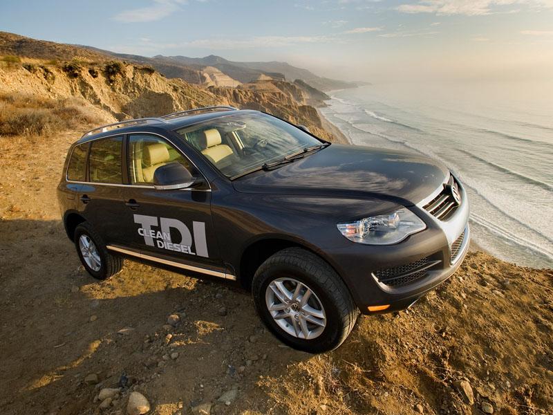 Volkswagen Touareg V6 TDI Clean Dies…