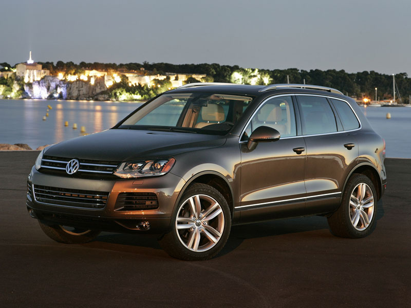 2012 Volkswagen Touareg photo Fi…