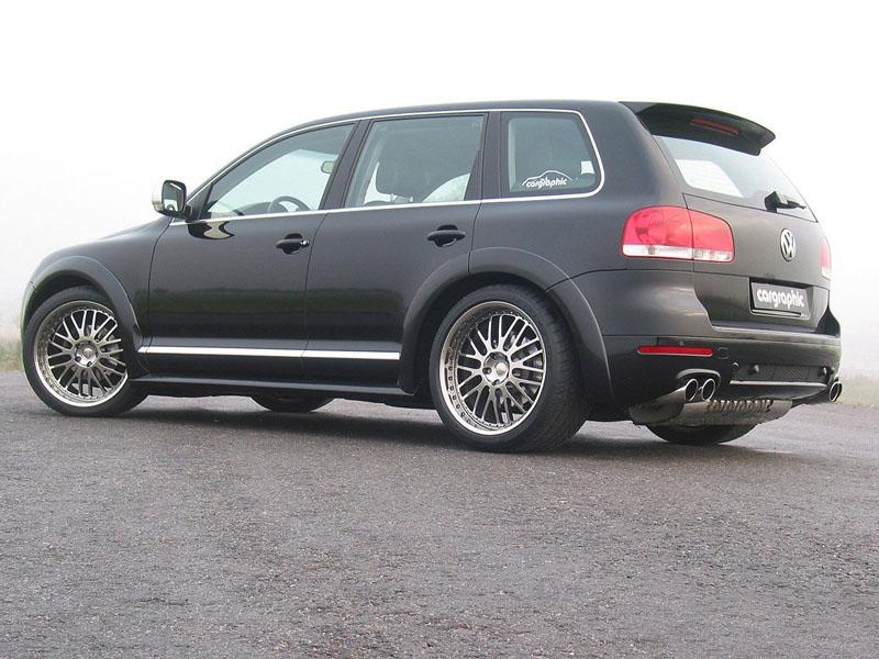 Volkswagen touareg фото 5