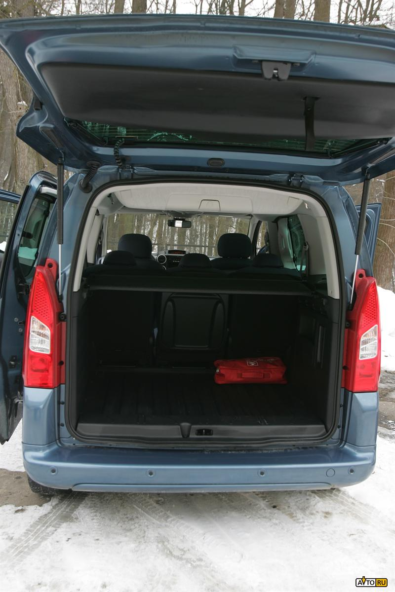 Багажник на берлинго своими руками 144