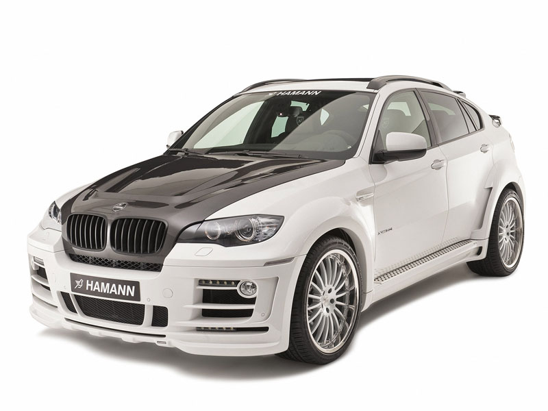 тюнинг BMW X6.