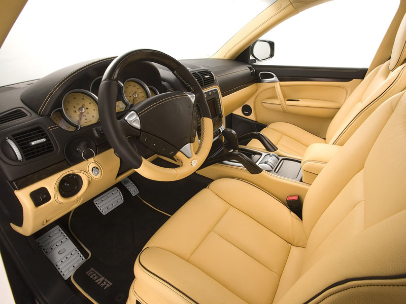 Techart Porsche Cayenne Magnum …