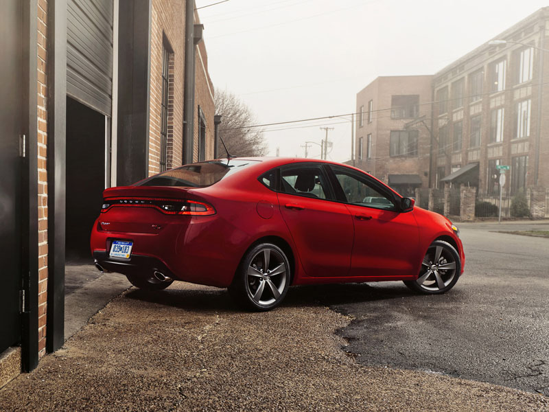 Dodge Dart Rt | Autos Weblog