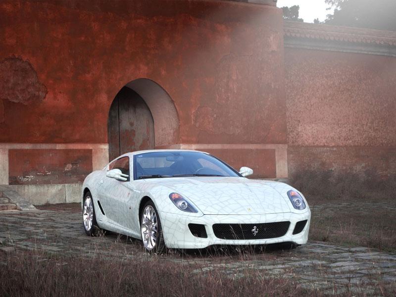 Horsepowers Ferrari 599 Gtb