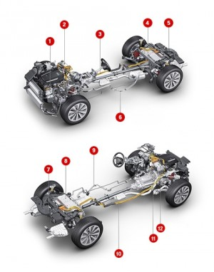 Audi Q5 Hybrid.