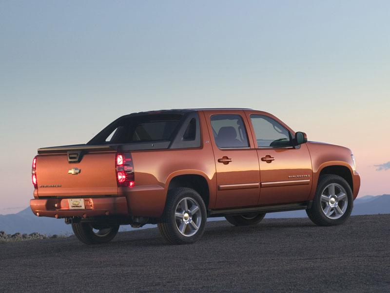 Фото Chevrolet Avalanche.  О…