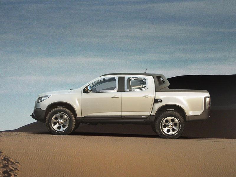 Пикап Chevrolet Colorado: пр…