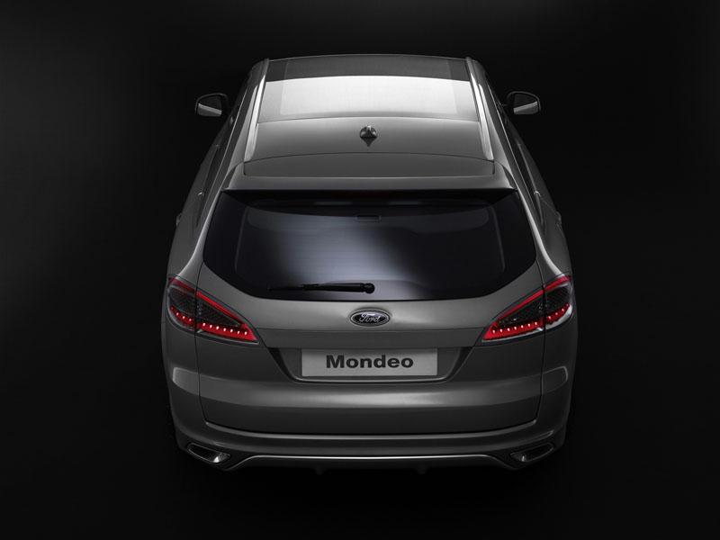 Фото машины форд мондео 3