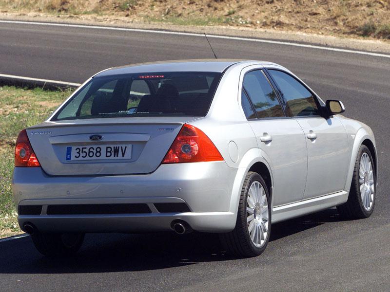 Форд мондео 2004 фото