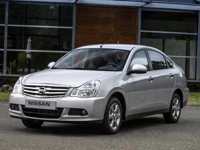 Car Manufacturers & Tuners.  Nissan Almera (G11) 2013 Picture 3.