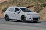 Peugeot 2008 2013 2