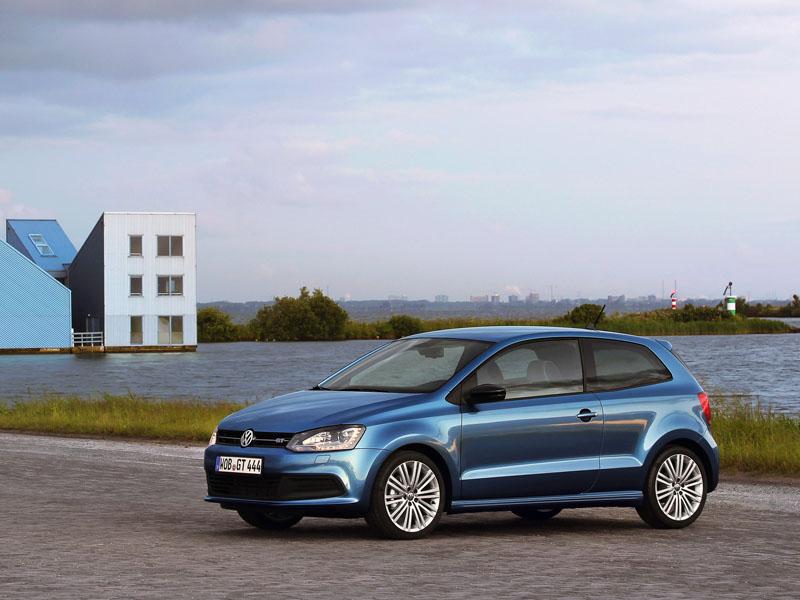 Volkswagen Polo BlueGT 2012 Ph…