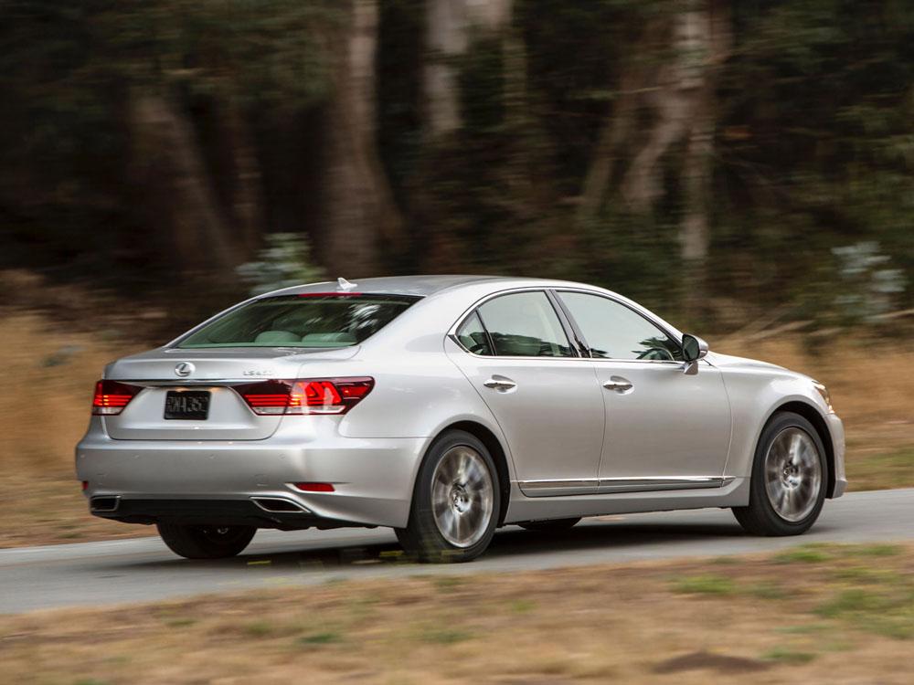Похожие предложения Lexus LS 4…