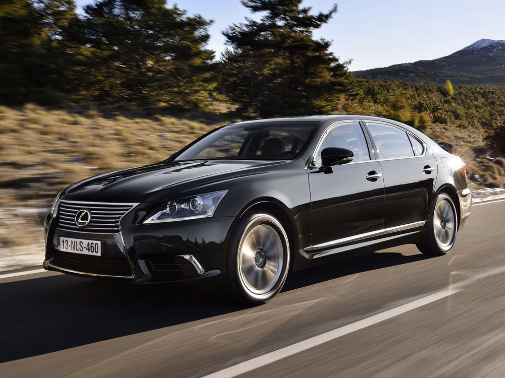 2012 Lexus Ls 460 Sport Special Edition Short Hairstyle 2013