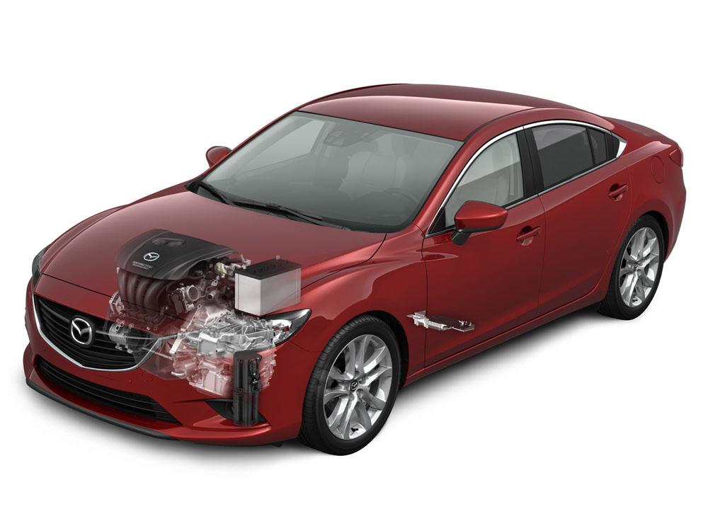 Mazda 6 2013 Photo 42.