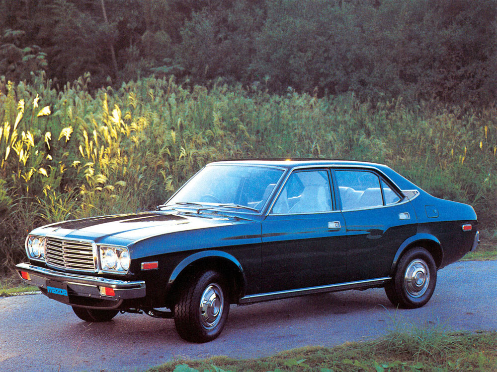Mazda 929 Wagon: 9 фото.