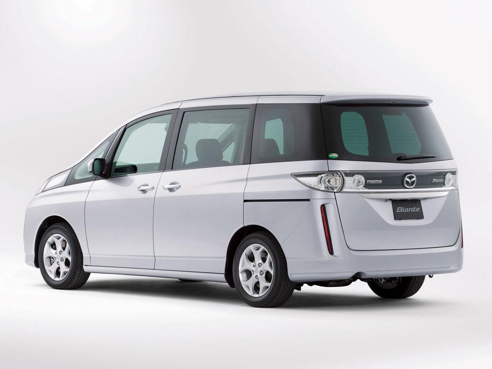 Mazda Biante / Мазда Бианте - пе…