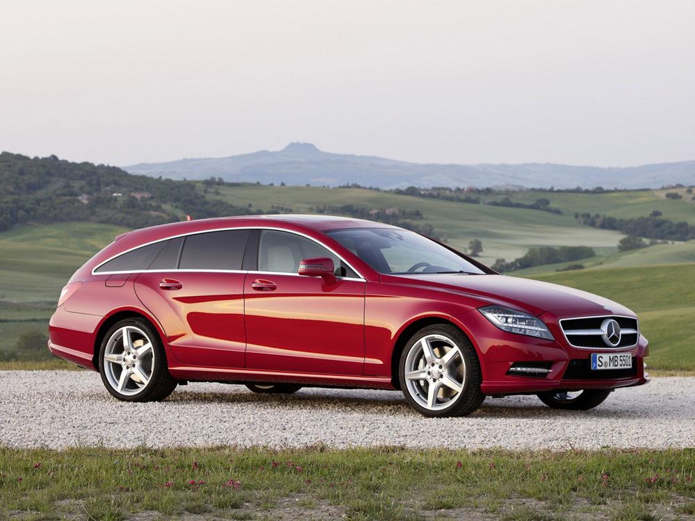Mercedes-Benz рассекретил унив…