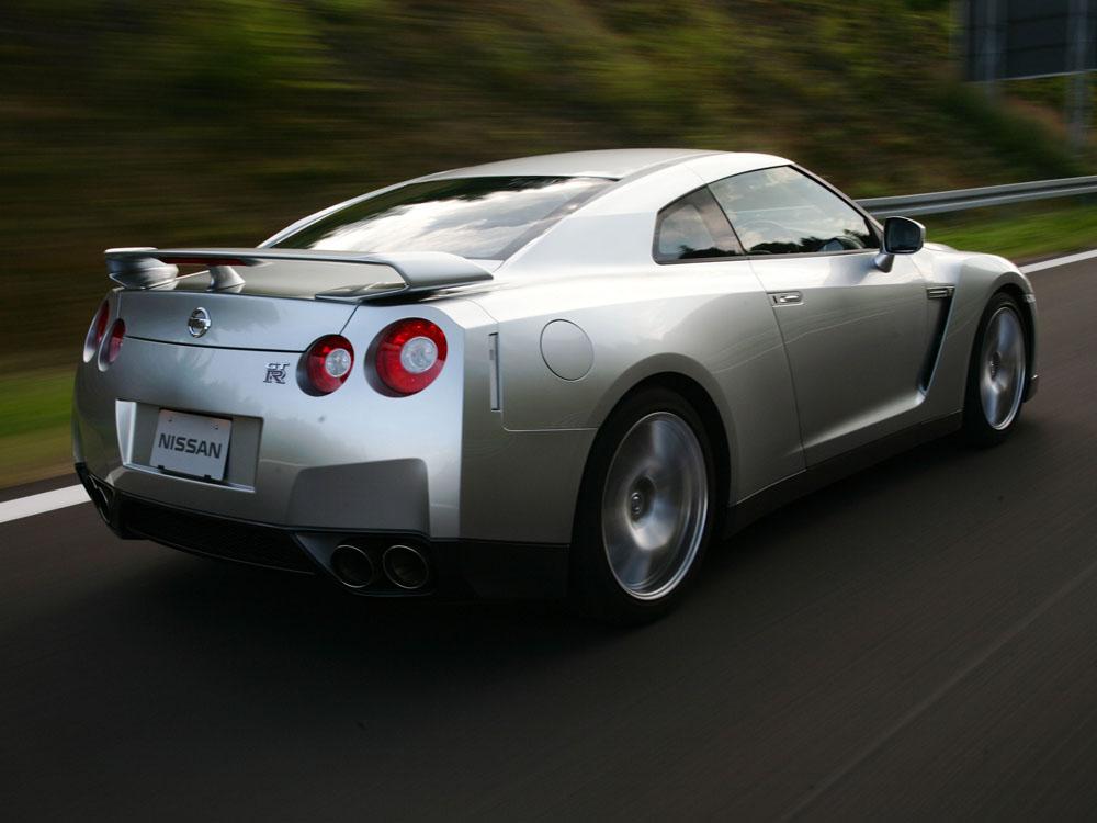 Фото Nissan.