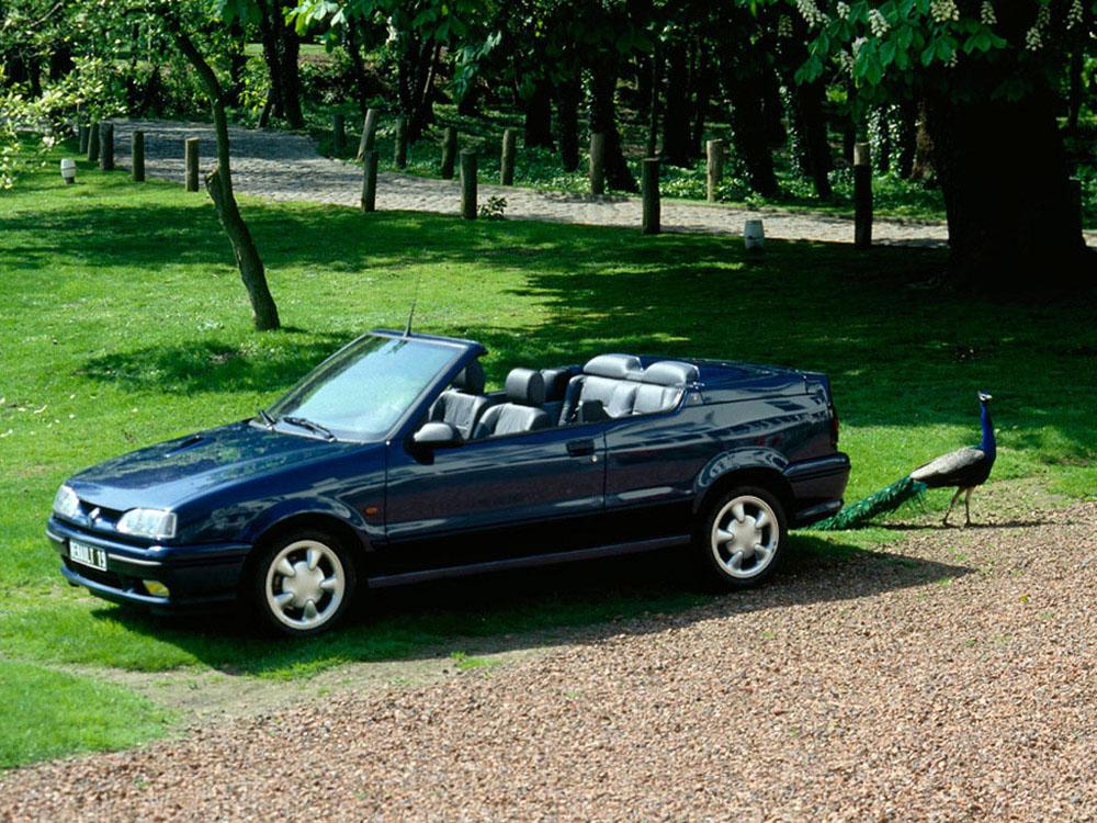 Смотреть в каталоге: Renault 19.