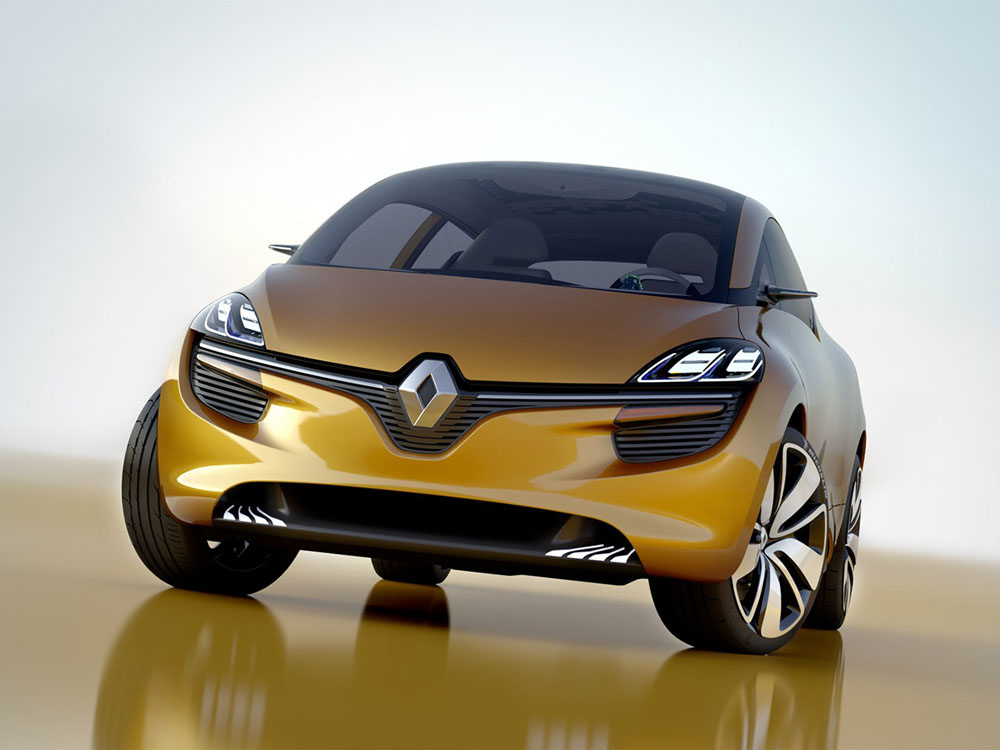 Все фото - Renault R-Space.