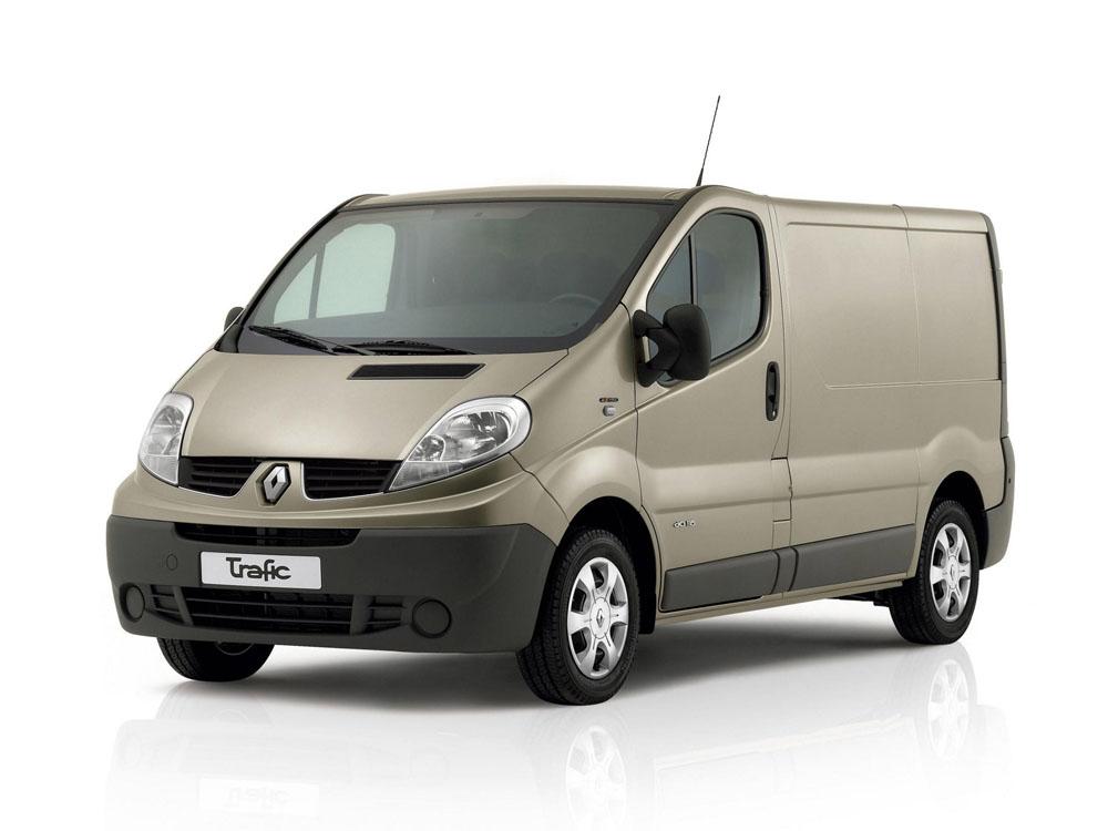 Renault Trafic Van Фургон …