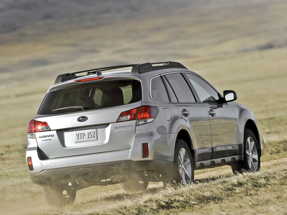 Фото Седан 2013 Subaru Legac…